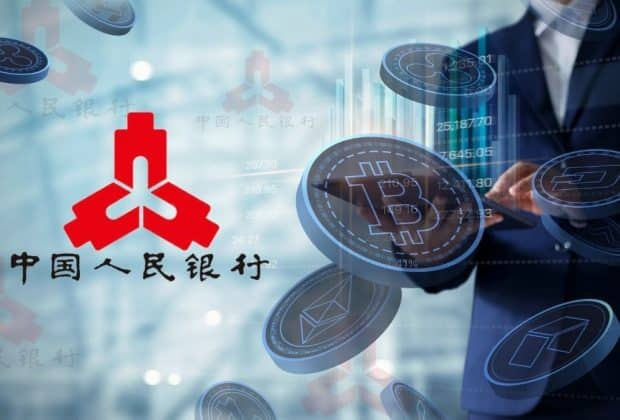 China to Ban Cryptos Through Financial Institutions