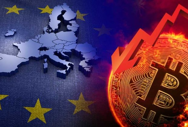 Bitcoin Price Drops Amid EU's Plans to Support Stablecoin